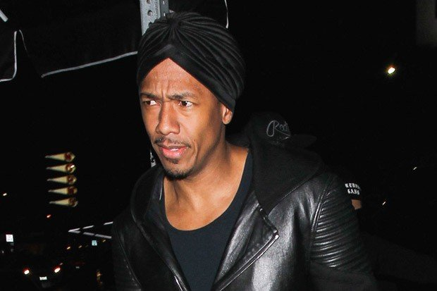 Nick Cannon Outside The Nice Guy