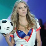 Cara Delevingne Slams Claims She Was 'Too Bloated' for Victoria's Secret Show