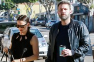 Ben Affleck and Jennifer Garner Grabbing Breakfast Together Leads This Weekend's Hottest Star Sightings