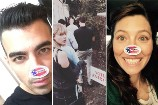 2016 Presidential Election: Celebrities Cast Their Votes