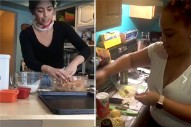 WATCH: Celebuzz Staff Members Cook Up Celebrity-Inspired Dishes for Thanksgiving