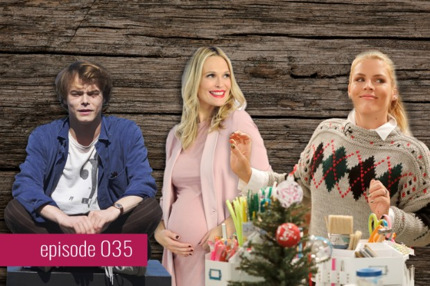 Molly Sims Appears on Amazon's Style Code Live