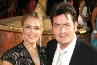 Charlie Sheen Pens Strange Poem in Response to Brooke Mueller's Mental Breakdown