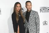 2016 American Music Awards: Chrissy Teigen Flaunts Major Skin with John Legend