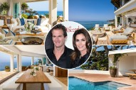Cindy Crawford and Rande Gerber's $60 Million Mansion Is Nicer Than All of Our Homes Combined