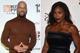 Serena Williams Spotted Grabbing Dinner with Ex-Boyfriend Common