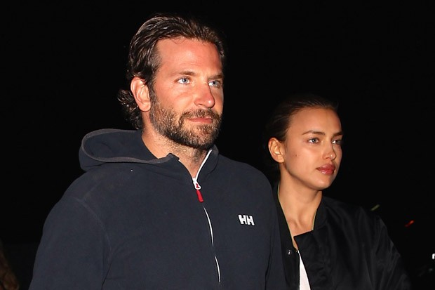 Bradley Cooper and Irina Shayk Attend Beyoncé's Formation Tour