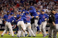 Celebrities React to the Chicago Cubs Historic World Series Win