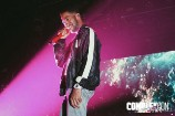 Kid Cudi Performs for the First Time Since Entering Rehab for Depression