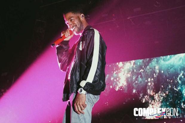 Kid Cudi at ComplexCon 2016