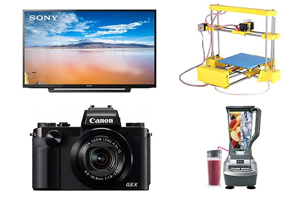 25 Cyber Monday Deals: Cannon, Ninja, Sony and More