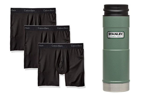 Deals of the Day: Men's Underwear, Stanley Mugs and Water Bottles and More