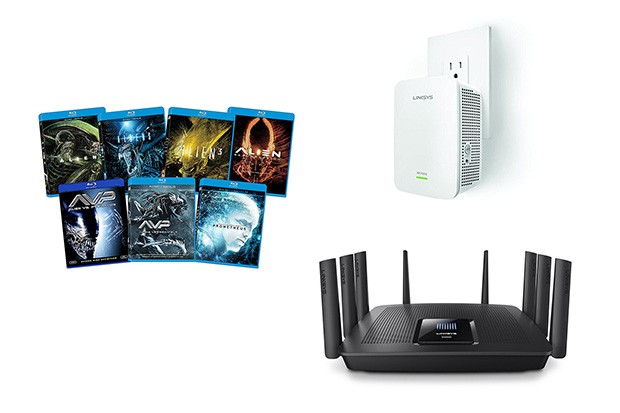 Deals of the Day: 'Alien' Bundle, PC Networking Products and Drives and More!
