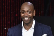WATCH: Dave Chappelle Is Ready to Make His 'Saturday Night Live' Debut