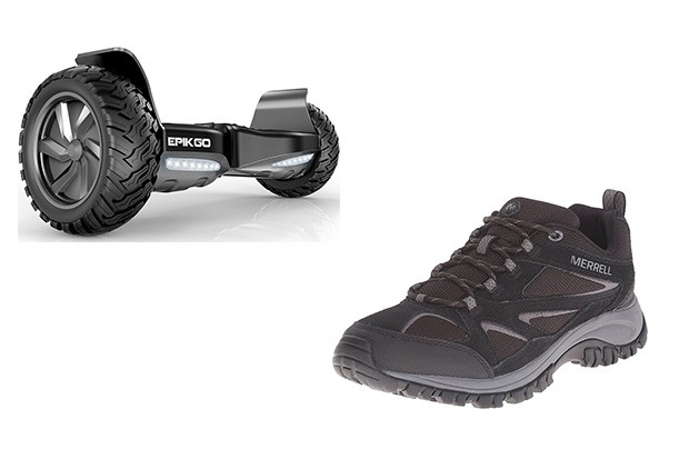 Deals of the Day: Hiking Shoes, EPIKGO Self Balancing Scooter and More!