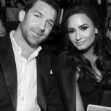Demi Lovato and Luke Rockhold Make Things Instagram Official