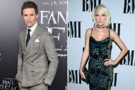 WATCH: Eddie Redmayne Addresses His Rumored Past Relationship with Taylor Swift