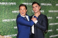 WATCH: Zac Efron Sing 'Happy Birthday' to His Pal Adam DeVine