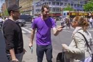 WATCH: Billy Eichner Attempts to Convince People That Seth Rogen Is Dead