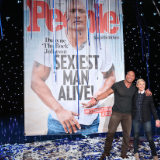 WATCH: Dwayne Johnson Makes His 'Sexiest Man Alive' Debut