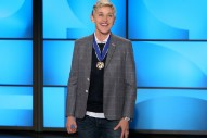 Ellen DeGeneres Can't Stop Gushing over Her Presidential Medal of Freedom