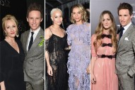 Eddie Redmayne, J.K. Rowling and More Attend 'Fantastic Beasts' Premiere