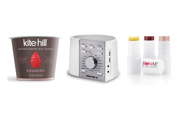 Celebuzz's 6 Favorite Things of the Week - Kite Hill Yogurt, Sound+Sleep SE, BOOM! By Cindy Joseph and More