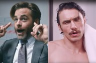 James Franco and Chris Pine Get Political in Two New Ads
