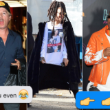 Rihanna Has Some Fun on Set of 'Ocean's 8' and 19 More of the Funniest Celebrity Paparazzi Pics of the Week