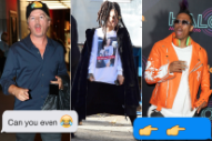 Rihanna Has Some Fun on Set of 'Ocean's 8′ and 19 More of the Funniest Celebrity Paparazzi Pics of the Week