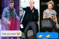 Jude Law Really Loves the Empire State Building and 24 More of the Funniest Celebrity Paparazzi Pics of the Week