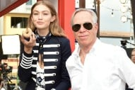 This Is What Gigi Hadid Had to Say About the Tommy Hilfiger Weight Drama