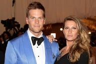 Gisele Bundchen Won't Let Tom Brady Talk Politics Anymore and More Celebrity News