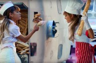 WATCH: Ariana Grande Argues with Ariana Grande in the Ad for Her New Fragrance