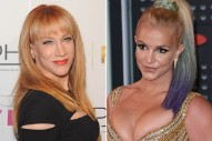 Kathy Griffin on Britney Spears: 'She's Not All There'