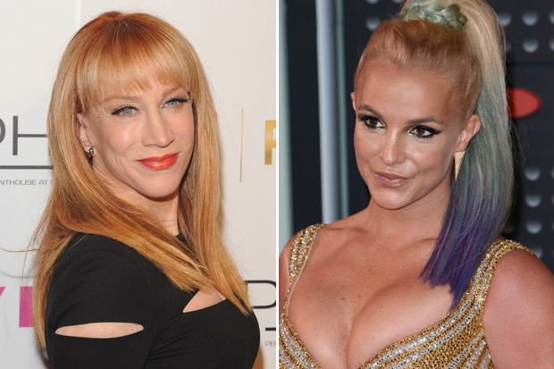 Kathy Griffin Rants About Britney Spears