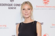Gwyneth Paltrow Wants You to Buy a Sex Club Membership This Christmas