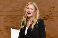 Gwyneth Paltrow Thinks It's an 'Exciting' Time to Be an American Right Now