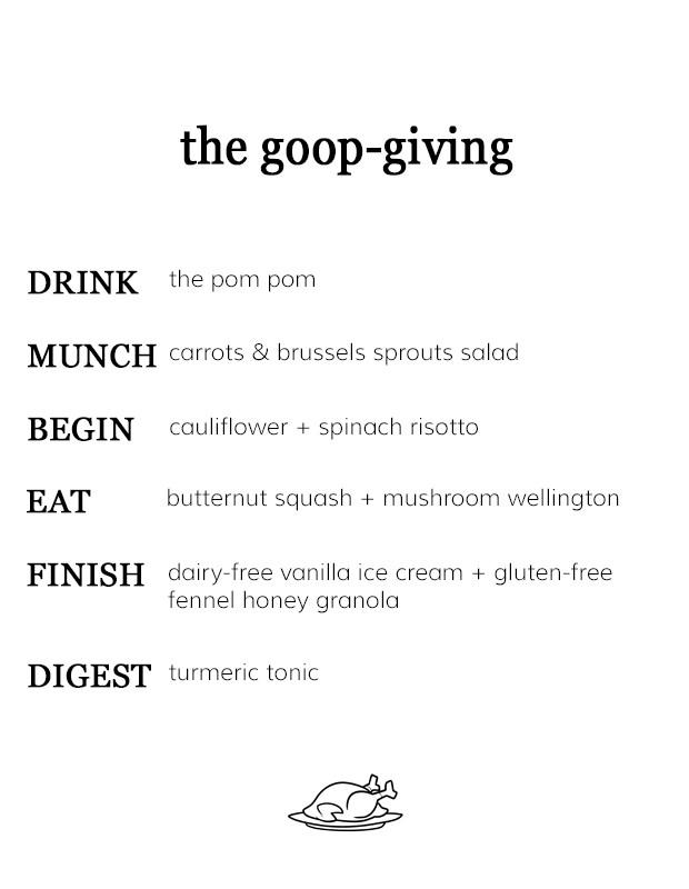 gwyneth-paltrow-thanksgiving-menu-111816
