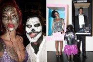 Amber Rose and Val Chmerkovskiy Couple Up, Beyoncé and Family Transform into Barbies for Halloween