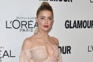 Amber Heard Faces $10 Million Lawsuit for Allegedly Failing to Honor Promotional Work for 'London Fields'