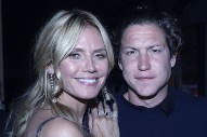 Heidi Klum Admits She's a Nudist, Has an 'Amazing Connection' with Boyfriend Vito Schnabel