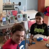WATCH: Tom Holland Surprise Kids in the Hospital as Spider-Man