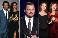 Here's Everything That Happened at the Hollywood Film Awards 2016
