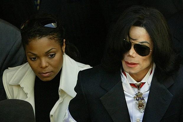 Janet michael Jackson