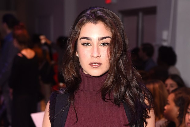 Lauren Jauregui at New York Fashion Week 2016