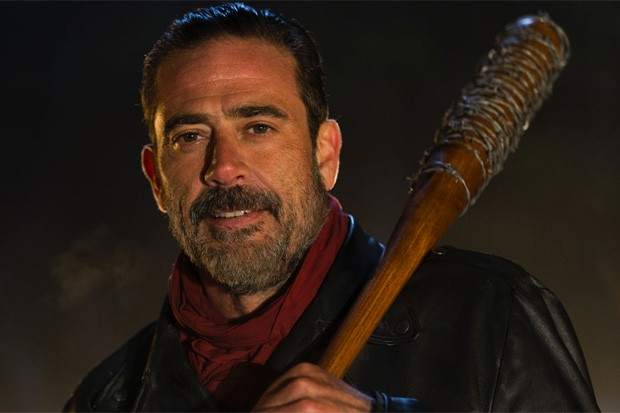 jeffrey dean morgan walking dead negan