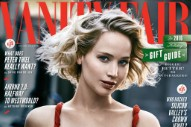 Jennifer Lawrence Praises Director Darren Aronofsky, Admits to Being a 'Psychotic Dog Mom' in 'Vanity Fair'