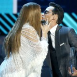 Exes Jennifer Lopez and Marc Anthony Locked Lips at the Latin Grammys