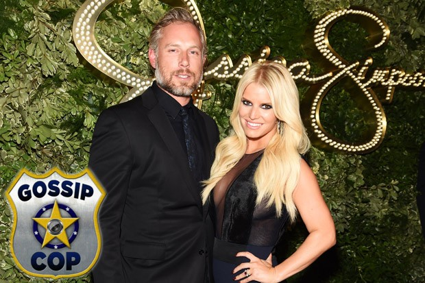 Jessica Simpson husband eric johnson